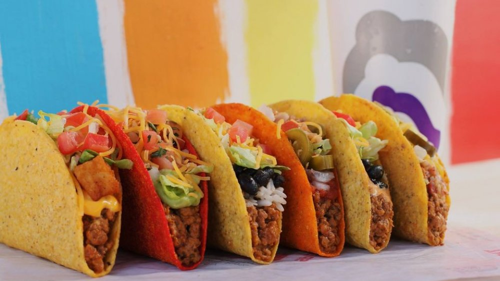 Why Taco Bell's menu never stays the same