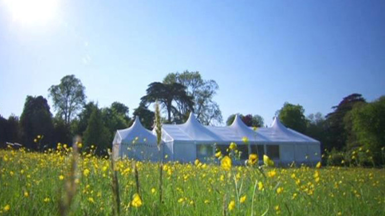 Why The Great British Baking Show Films In A Tent