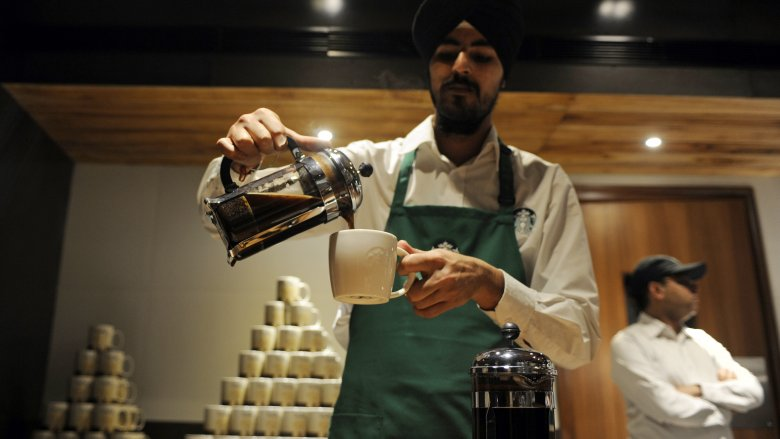 f476071a330 They get revenge on rude customers. Starbucks Getty Images