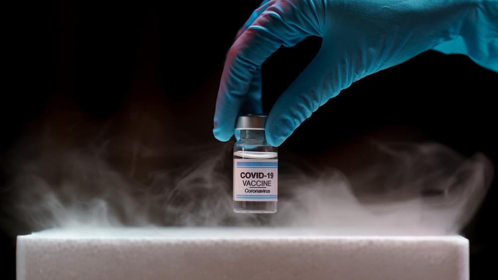 COVID vaccines might be available at grocery stores