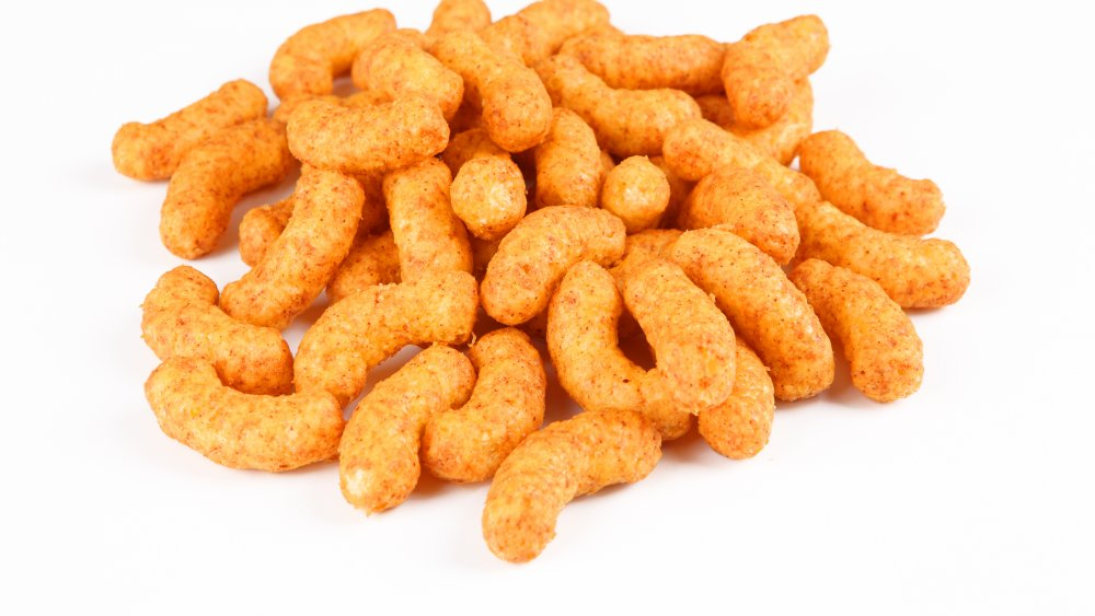 You might not know the real name of Cheetos' cheesy dust